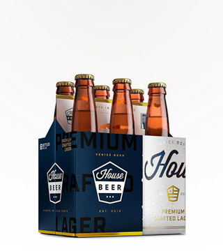 House Brewing Premium Lager