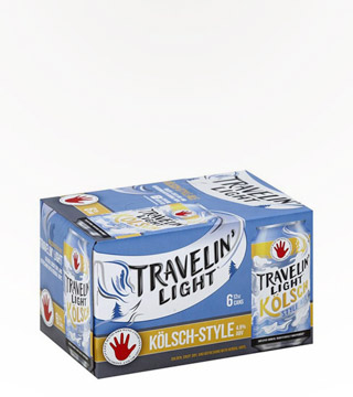 Left Hand Brewing Travelin' Light Kolsch