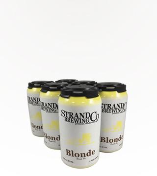 Strand Brewing Blonde Ale