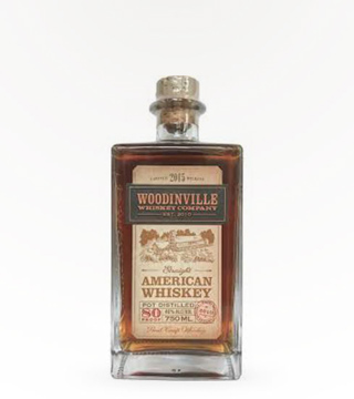 Woodinville Straight American Whiskey