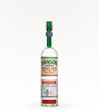 HANSON ORGANIC HABANERO VODKA