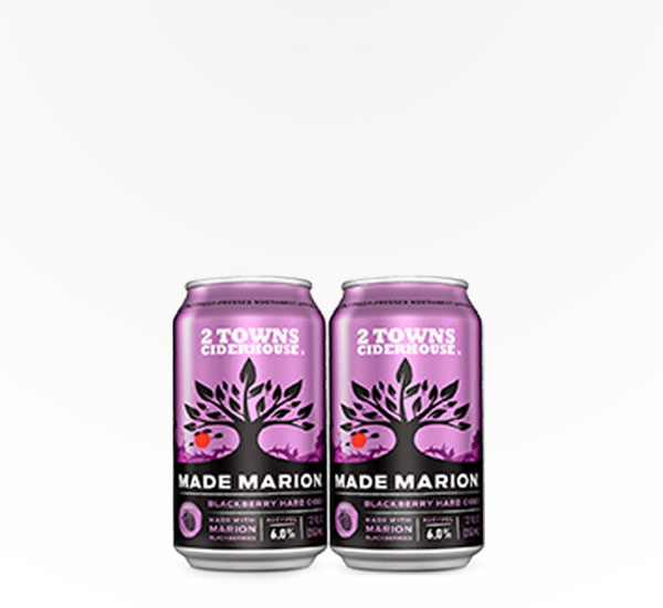 Two Rivers Blackberry Cider