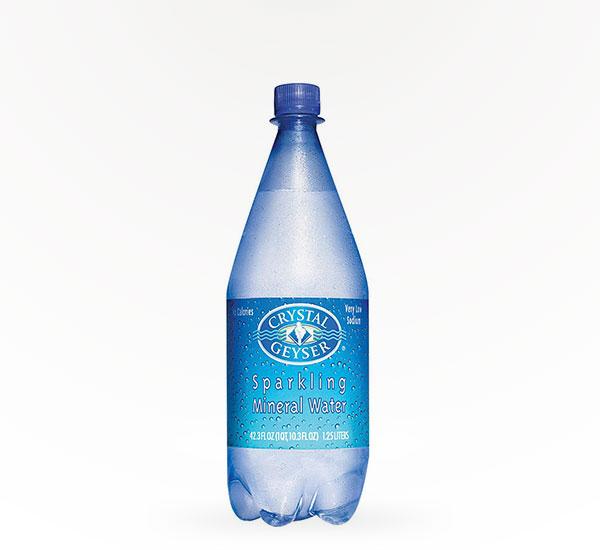 Crystal Geyser Mineral Water