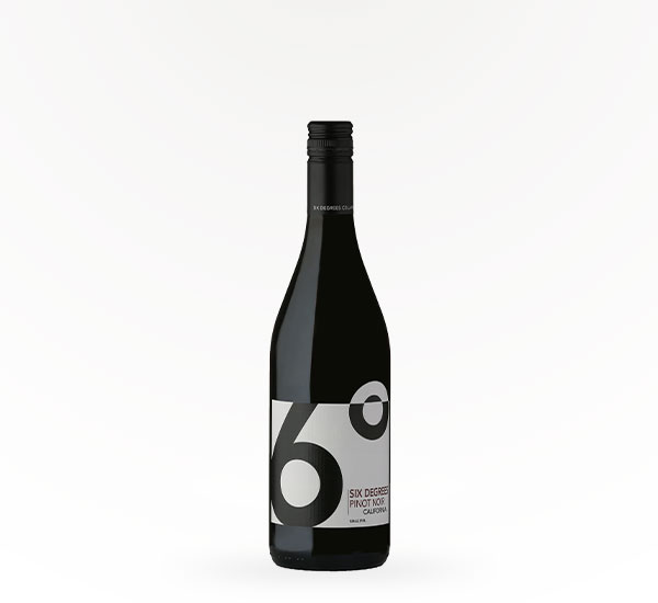 Six Degrees Pinot Noir