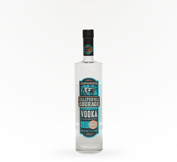 SEVEN STILLS CA COURAGE VODKA