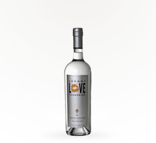 Johnny Love Tangerine Vodka