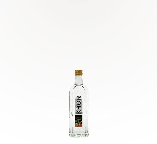 Khortytsa Platinum Vodka 100ml