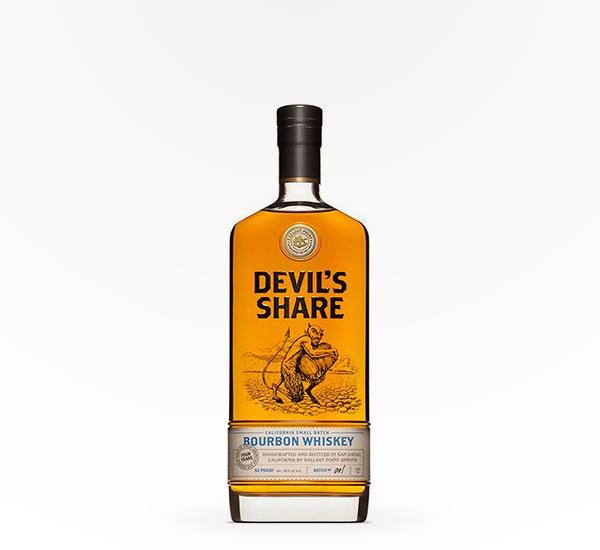 Ballast Pt Devils Share Bourbon 750ml