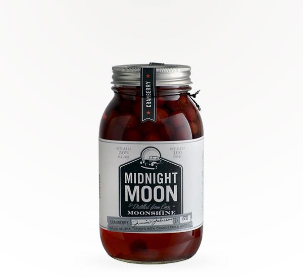 Midnight Moon Cranberry 750 Ml