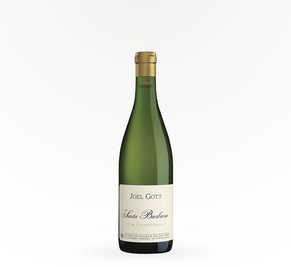 Joel Gott 2015 Santa Barbara Chardonnay
