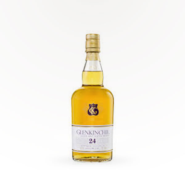 Glenkinchie 24 Year Single Malt Scotch