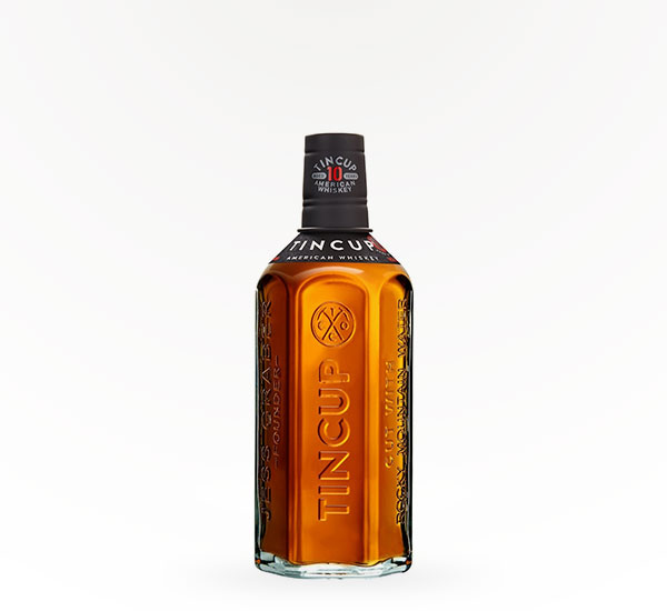 TINCUP 10yr American Whiskey 750ml