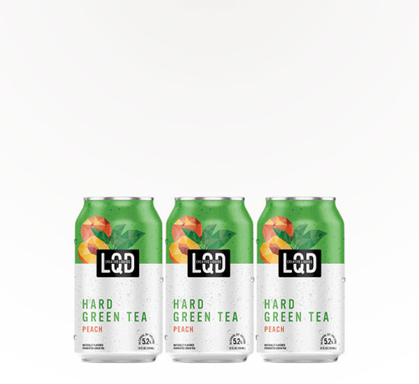 10 Barrel: Hard Green Tea