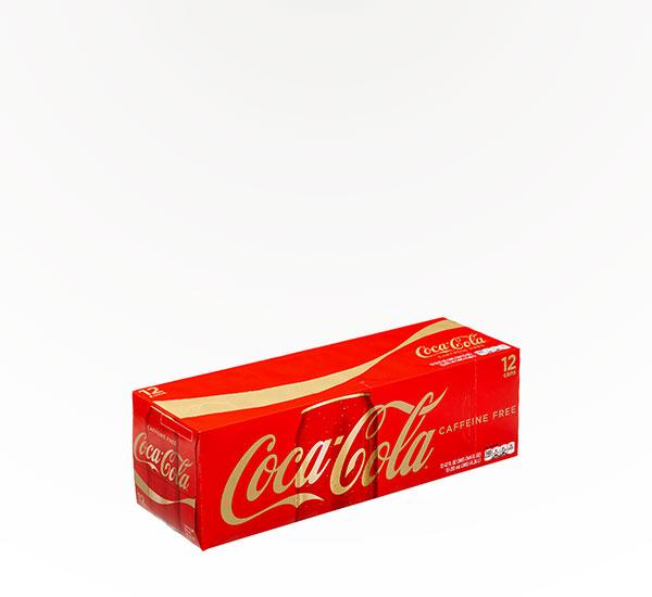 Coke Classic Caffeine Free