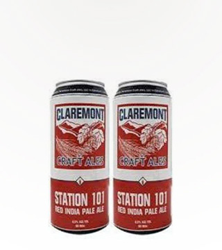 Claremont Station 101 IPA 4pkc