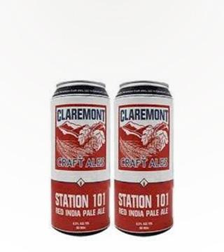 Claremont Station 101 IPA 4pkc