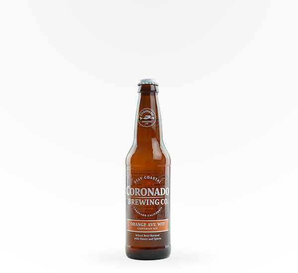 Coronado Orange Wit 12oz