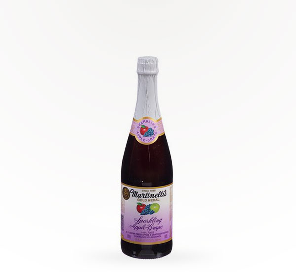 Martinelli's Apple Grape Sparkling Cider