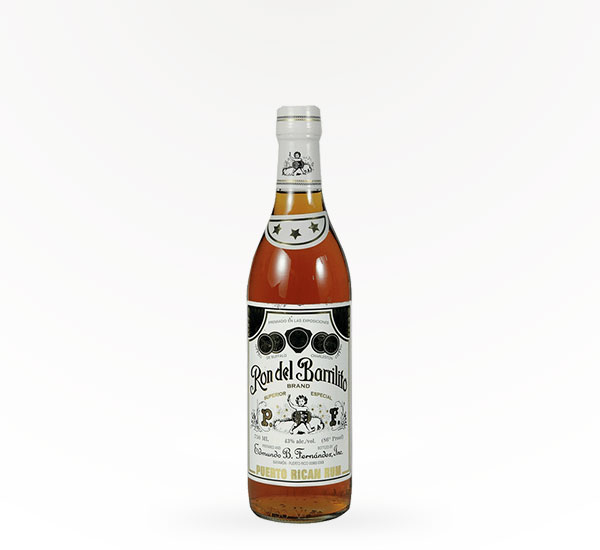 Ron del Barralito Rum 3 Star 8 Year