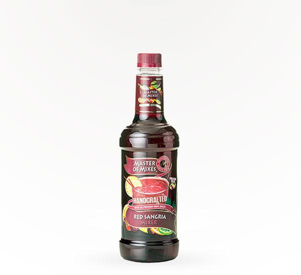 Master Mix Red Sangria 1 Ltr