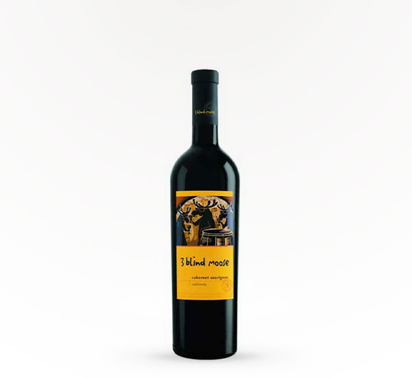 3 Blind Moose Cabernet '08
