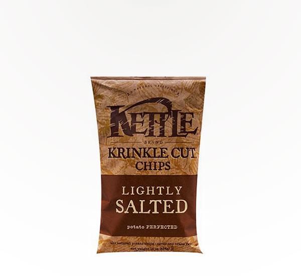 Kettle Krinkle Lightly Salted 13oz