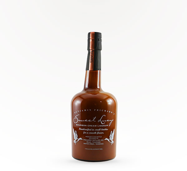 Sweet Lucy Bourbon Cream Liq