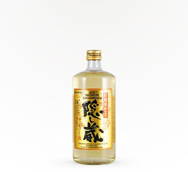 Kakushigura Aged Barley Shochu
