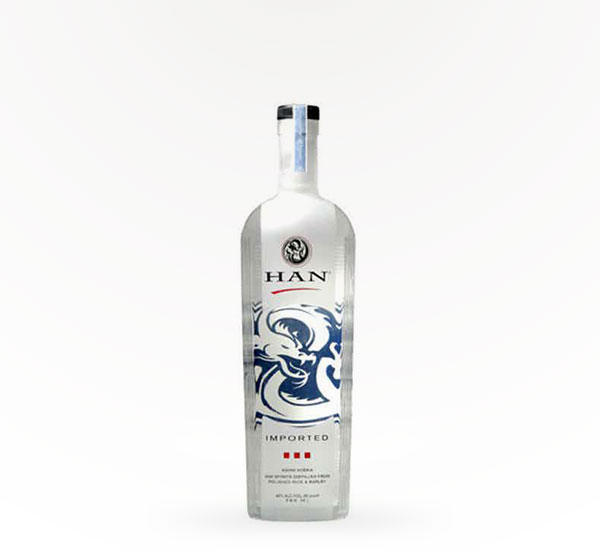 Han Asian Vodka