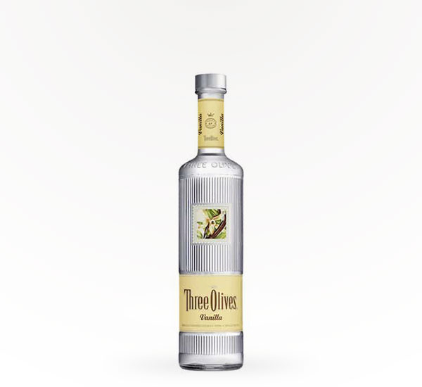 Three Olives Vanilla Vodka