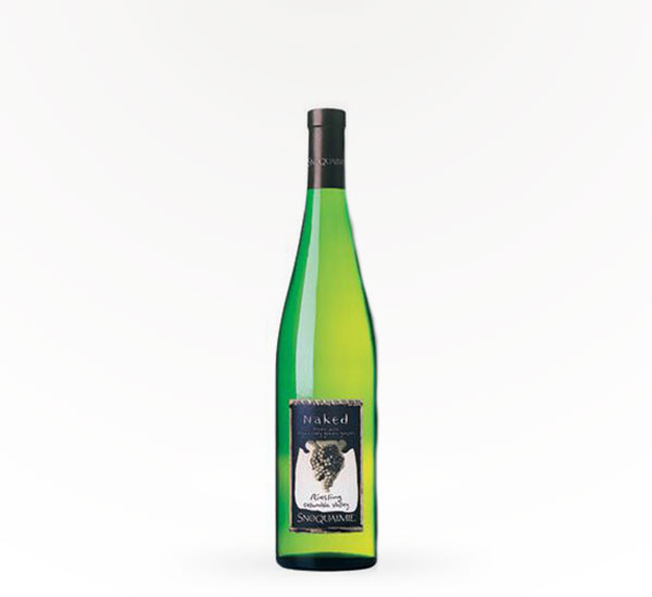 Snoqualmie Naked Riesling '09