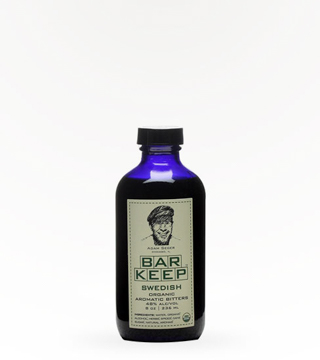 Bar Keep Bitters Swedish Herb