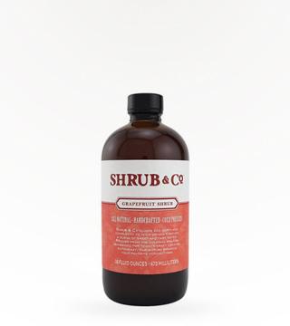 Shrub & Co. Grapefruit Shrub