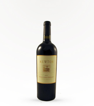 Newton Merlot Unfiltered '04