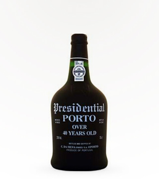 Presidential 40 Year Old Tawny Porto