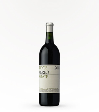 Ridge Estate Merlot