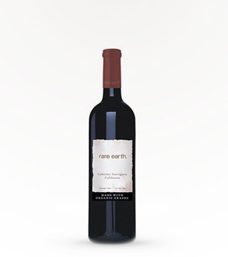 Rare Earth Cabernet Organic Grapes '07