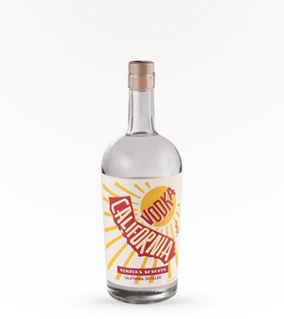 VENTURA SPIRITS CA VODKA
