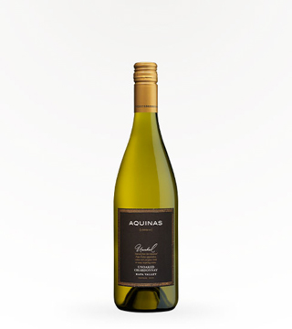 Aquinas Chardonnay Unoaked