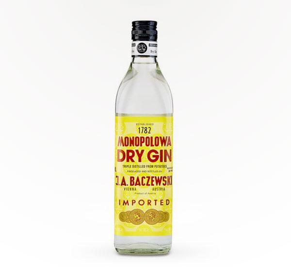 Monopolowa Dry Gin 1.75ltr