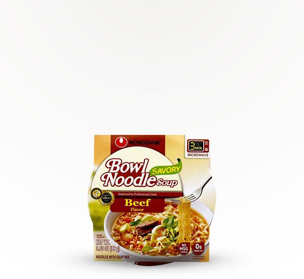 Nonshim Bowl Noodle Soup