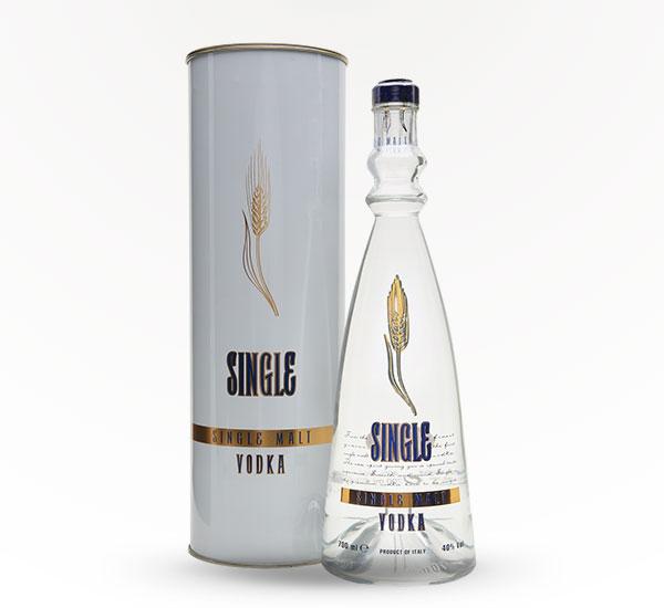 Single Malt Vodka