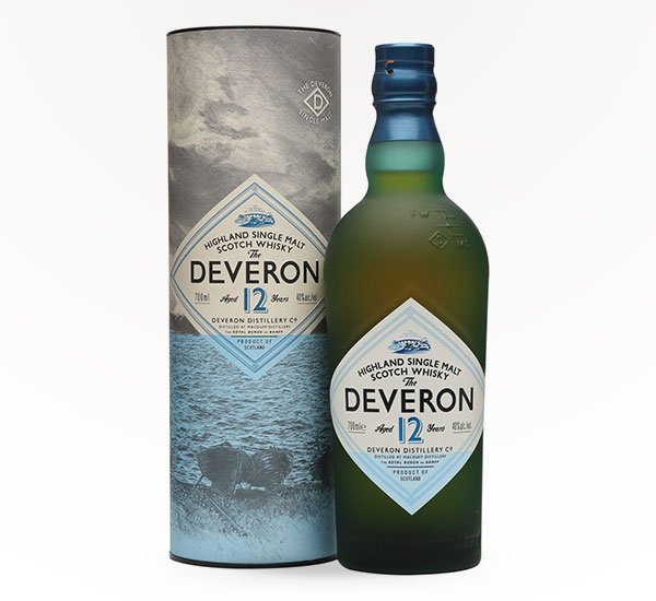THE DEVERON SINGLE MALT 12YR