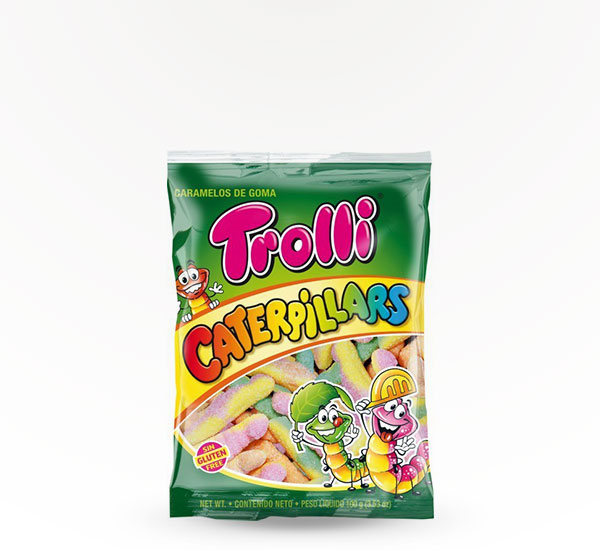 Trolli Caterpillars