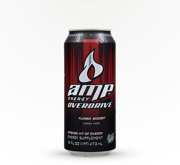 Amp Overdrive Cherry