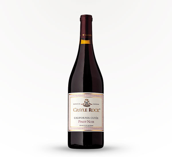 Castle Rock Pinot Noir Ca Cuvee '11