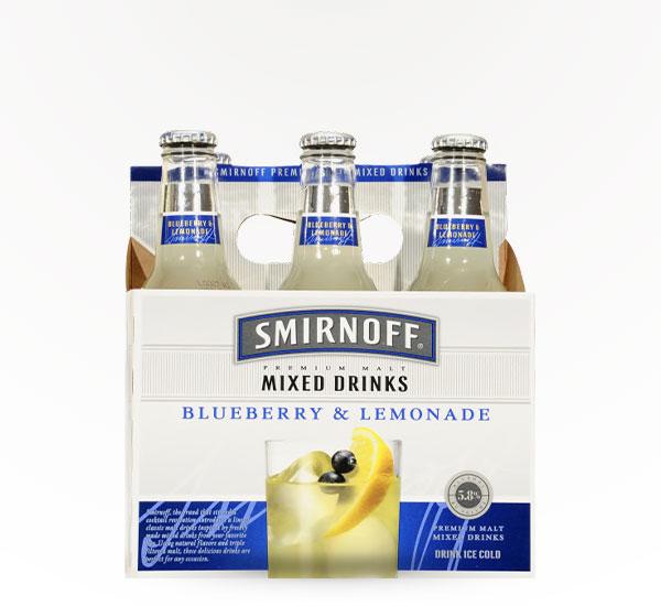 Smirnoff Mixed Drinks