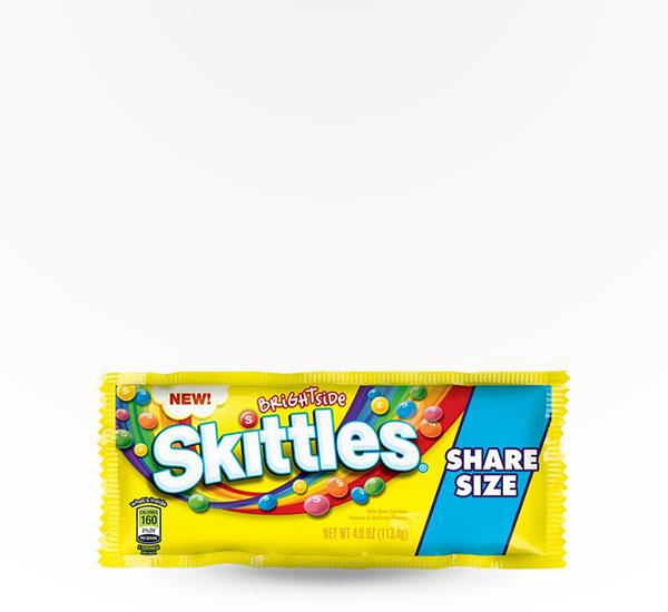 Skittles Share Size