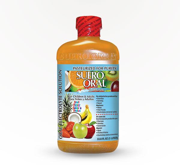Suero Oral Fruit