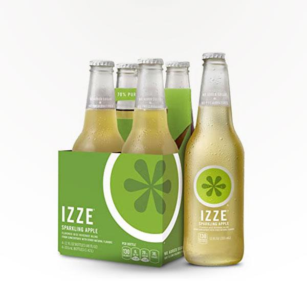 Izze Sparkling Juice Apple